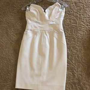 Zac Posen gorgeous strapless cocktail dress